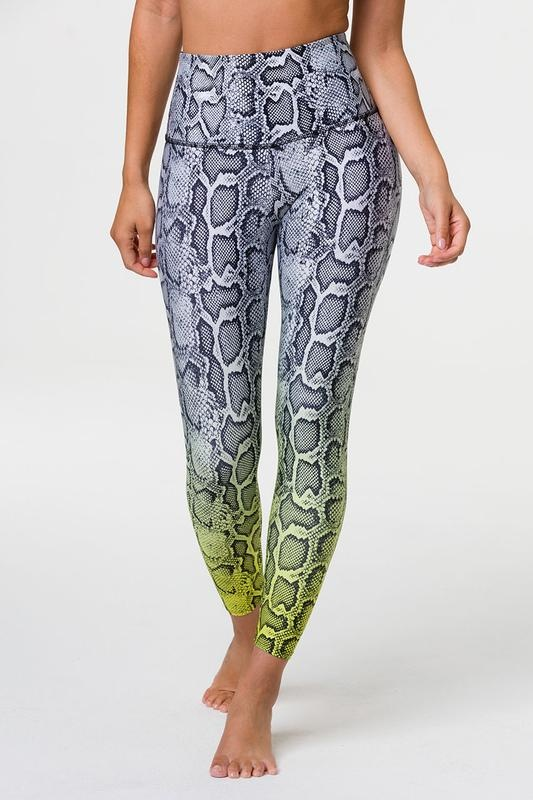 Onzie Graphic High Rise Midi Vixen