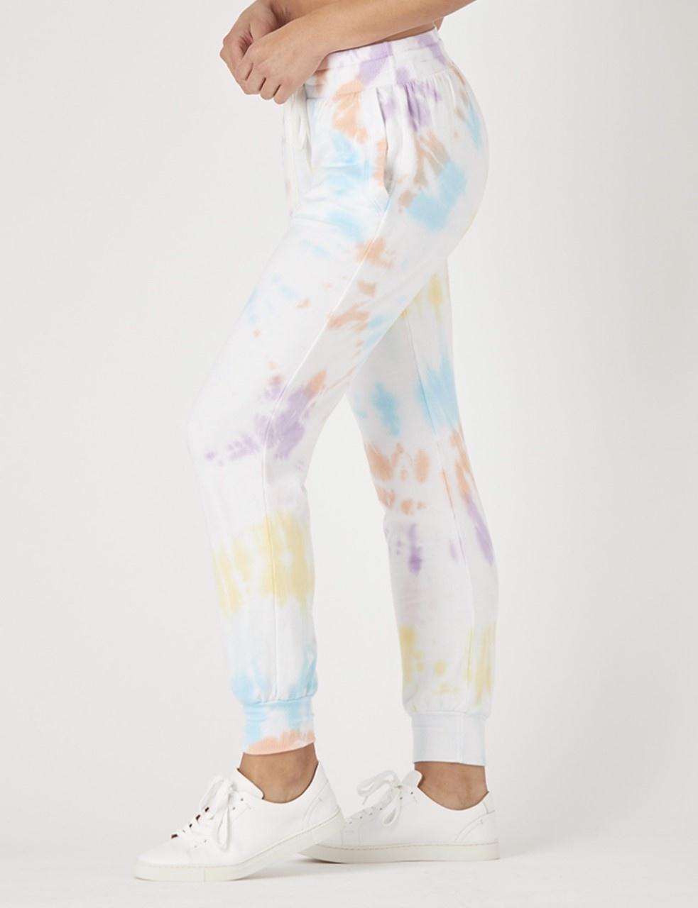 Glyder Halfway Jogger Rainbow Tie Dye