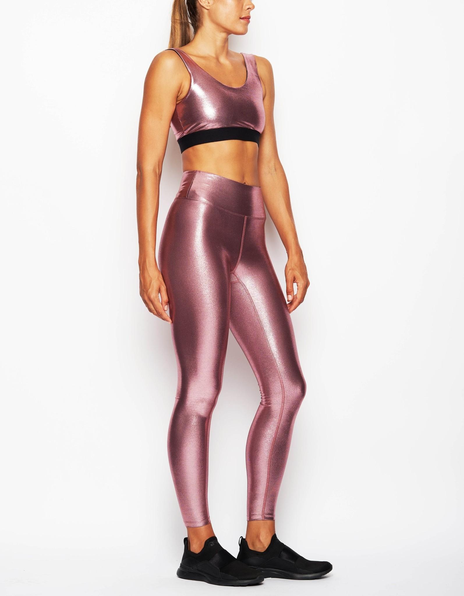 Heroine Sport Marvel Legging Rose Gold