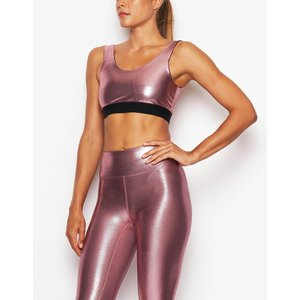 Heroine Sport Marvel Bra Rose Gold