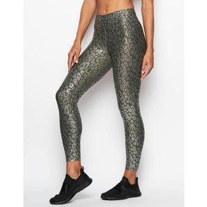 Heroine Sport Cheetah Legging Army