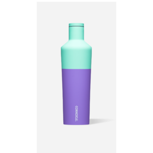 Corkcicle Canteen - Color Block Mint Berry 25oz