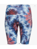 Onzie High Rise Bike Short Fourth Tie Dye