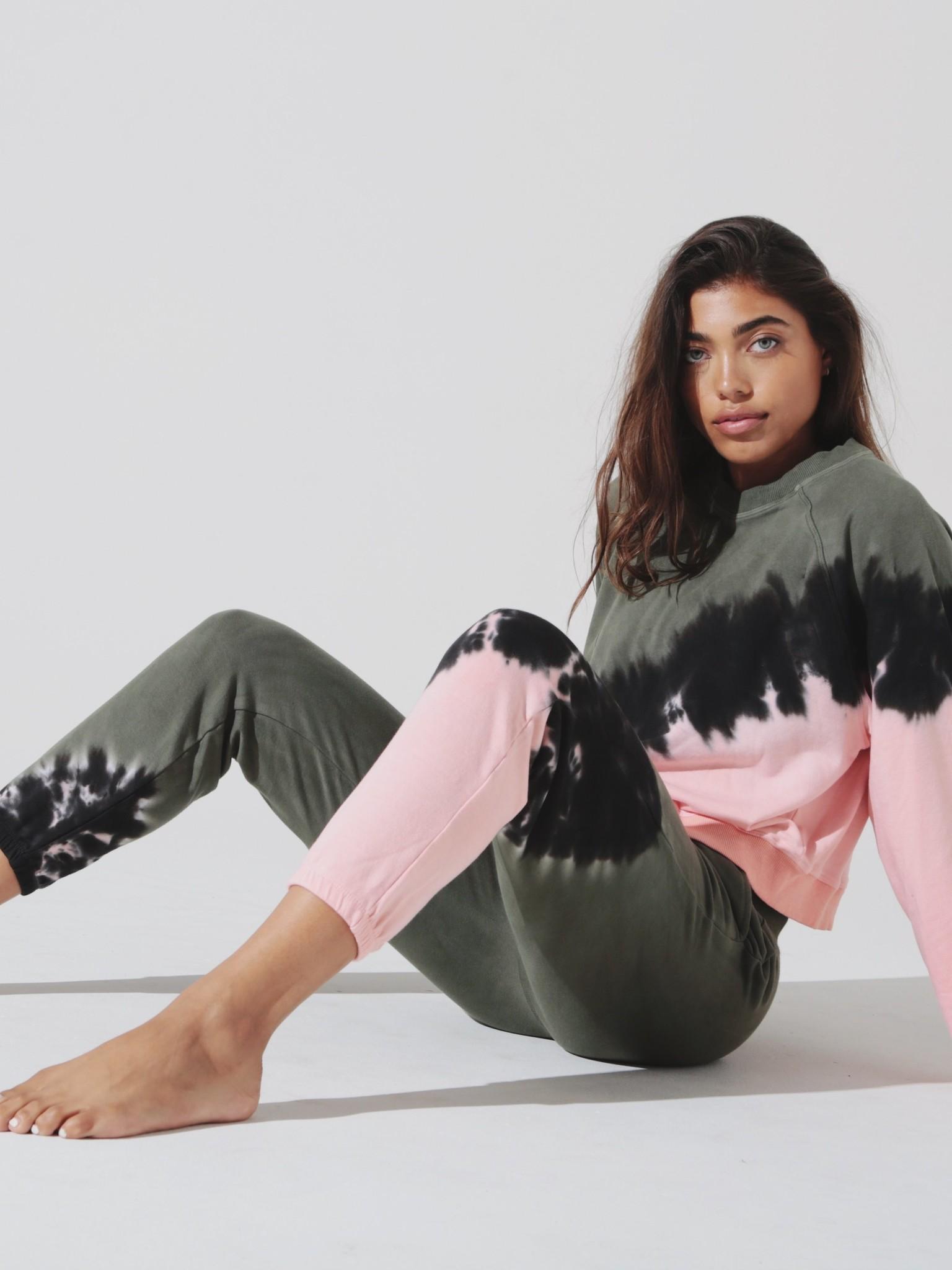 Vendimia Jogger Laurel/Melon/Onyx