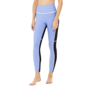 7/8 HW Element Legging Marina/Black