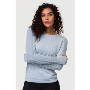 Onzie Seamless Long Sleeve Moonstone