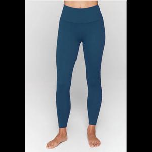 Spiritual Gangster Self Love Legging Blue Spruce