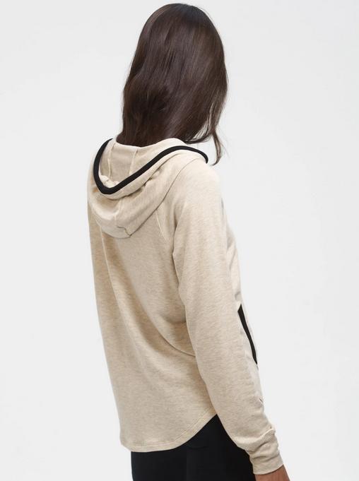 Splits59 Marlon Fleece Sweatshirt Heather Oat