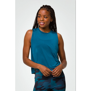 Onzie Tempo Tank Teal