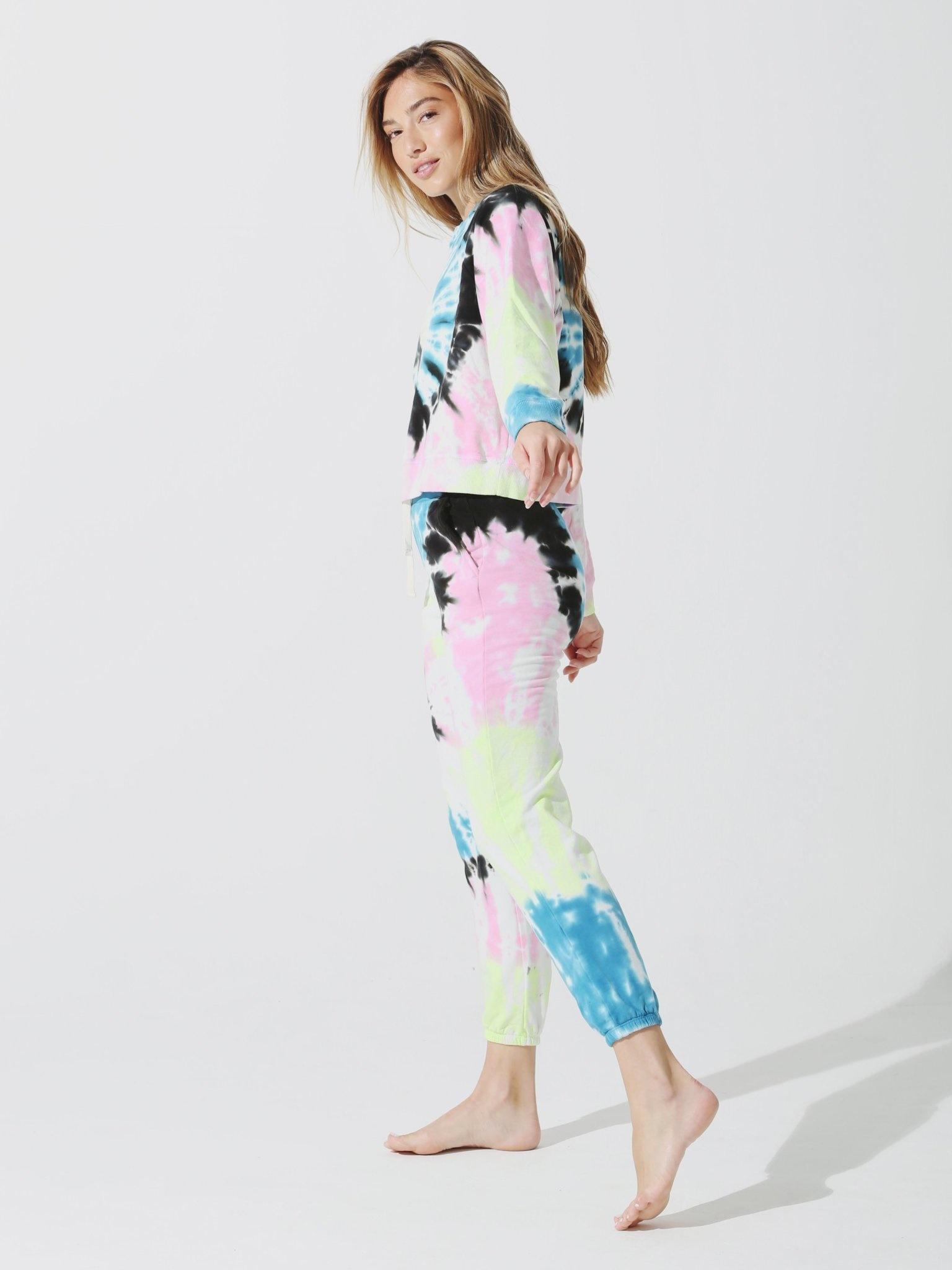 Electric & Rose Vendimia Jogger Wave Balboa Blue/Neon/Camille