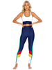 Beach Riot Bailey Legging Primary Colorblocked
