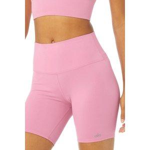 ALO HW Biker Short Parisian Pink