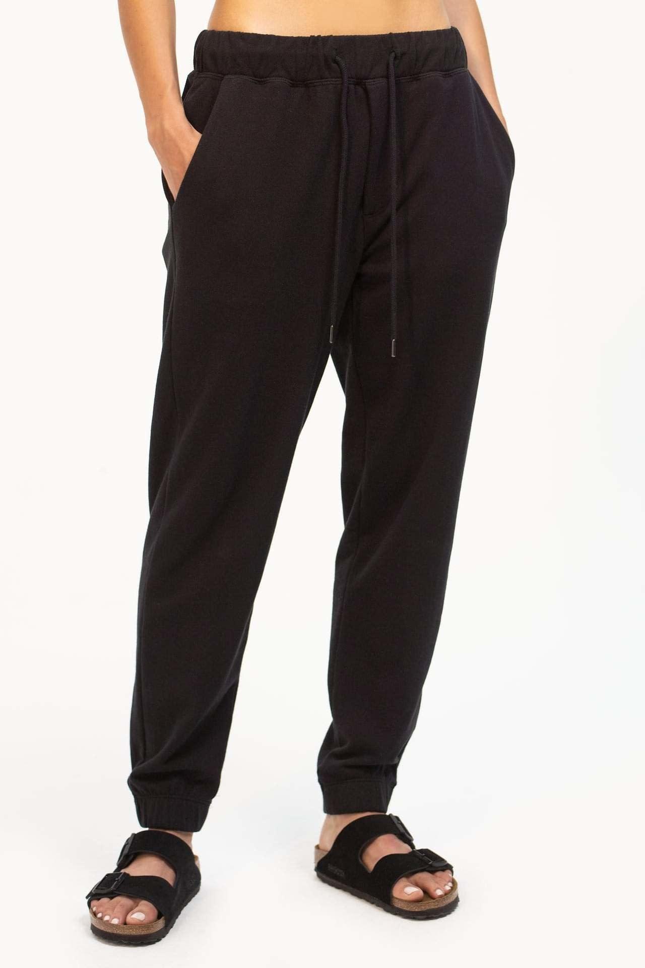 Splits59 Franky Sweatpant Washed Black