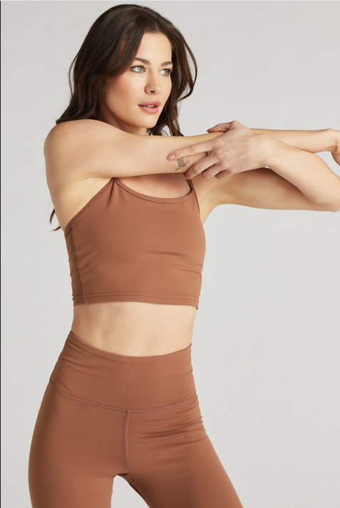 Strut This Melrose Bra Toffee