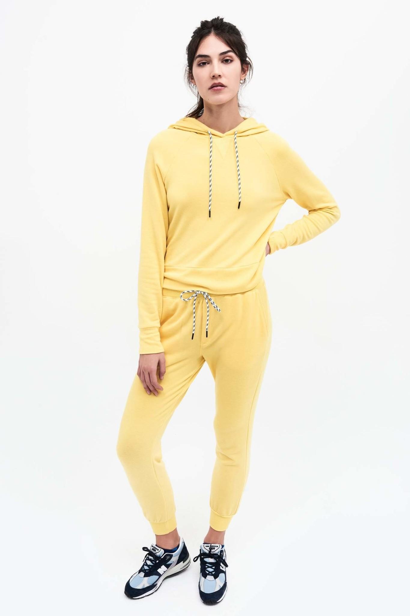 Splits59 Norma Fleece Sweatshirt Sunshine