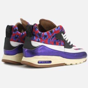 Esseutesse Mauve Leo Air  Sneakers