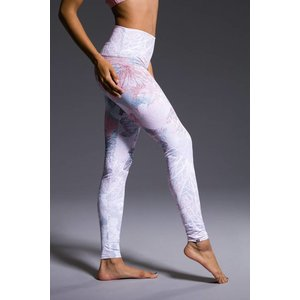 Onzie High Rise Graphic Legging Delicate