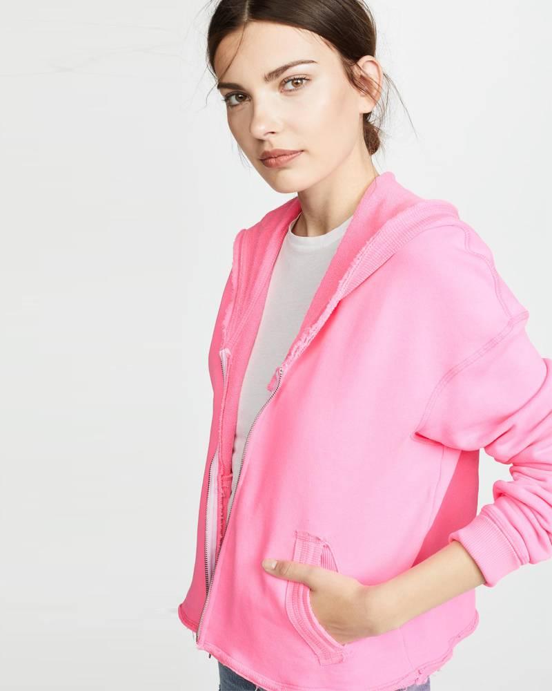 Tyler Jacobs Tyler Jacobs Neon Pink Piers Jacket