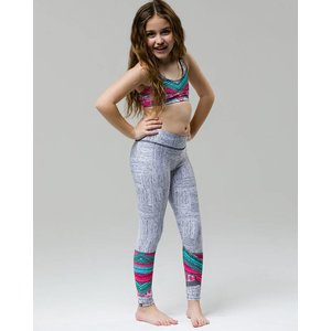 Onzie Youth Bangkok Graphic Legging