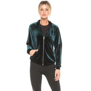Body Language Easton Jacket Jade