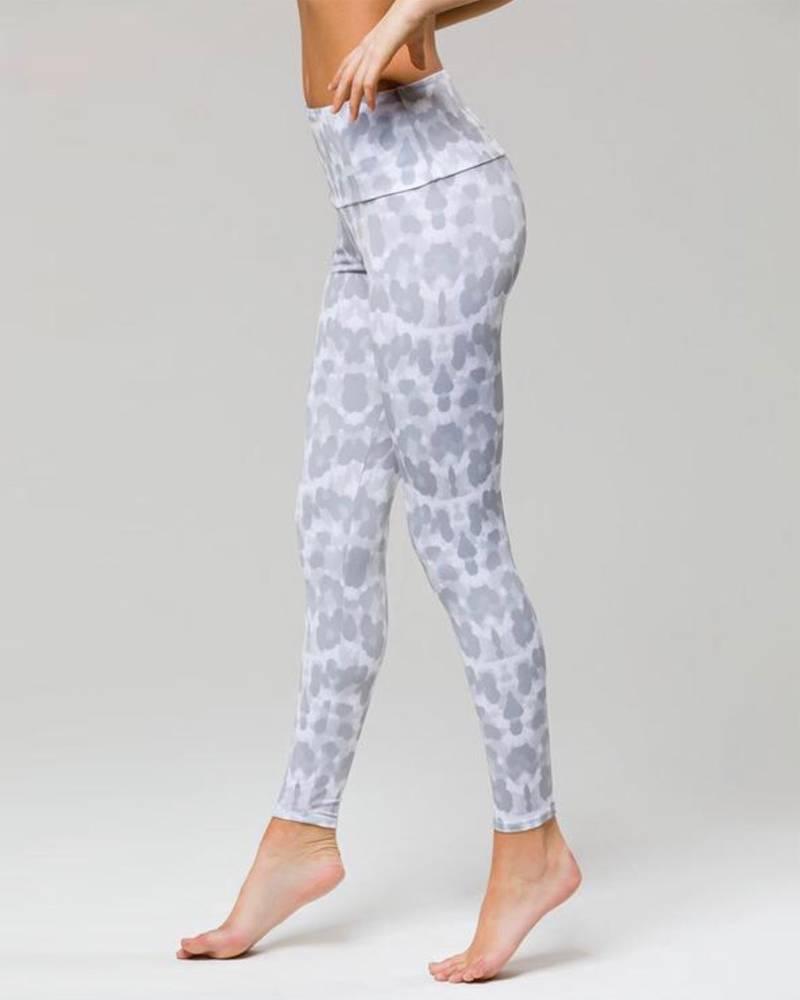 d6067d6599 High Rise Legging Nocturnal Leopard - Flying Lizard