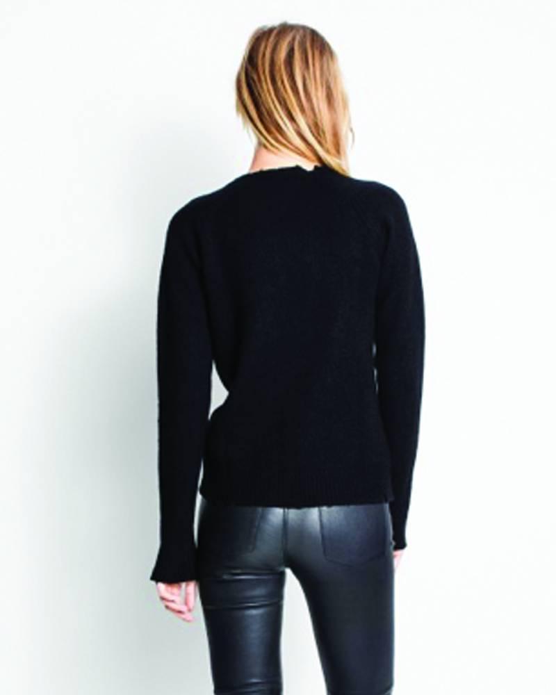 Zadig et Voltaire Reglis Bis Noir Sweater