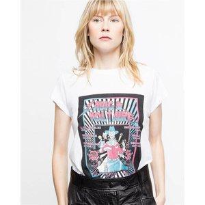 Zadig et Voltaire Skinny Bis Cowboy T-Shirt