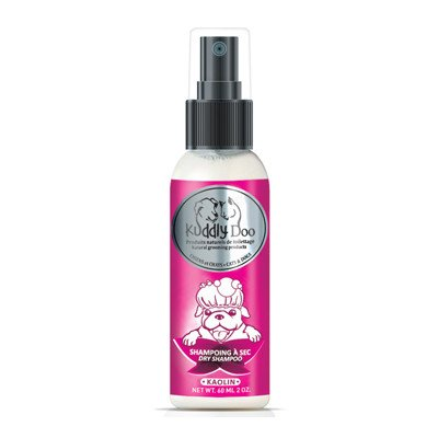 Kuddly Doo Nourishing Tea Dry Shampoo - 60ml