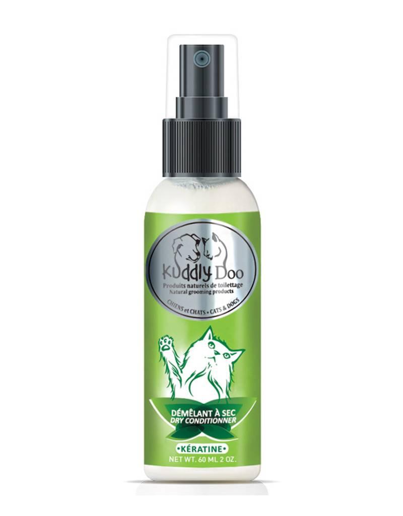 Kuddly Doo Fragrance-free Dry Detangling for cat - 60ml