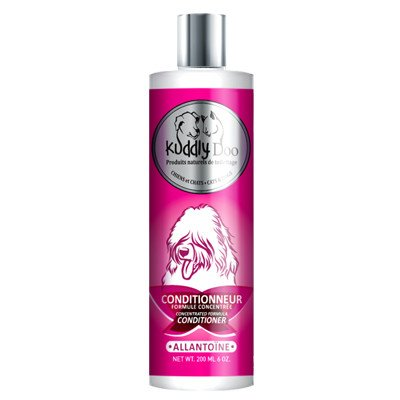 Kuddly Doo Conditionneur démêlant Nourishing Tea - 200ml