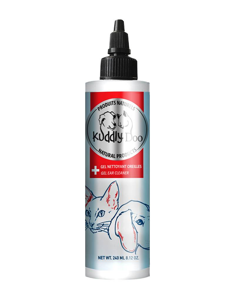 Kuddly Doo Gel ear cleaner - 240ml