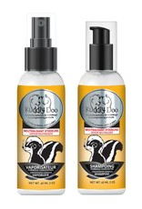 Kuddly Doo Duo Pack Shampoo and Vaporizer Neutralizer skunk odours