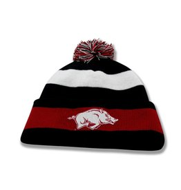 The Game Razorback Roll Up Knit Beanie