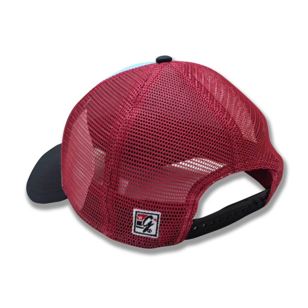 The Game Razorback Stadium Mesh Back Hat