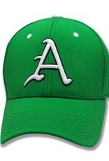The Game Razorback Baseball Curve Bill St. Patrick's Day Hat