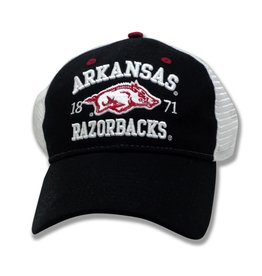 The Game Arkansas Razorback Soft Mesh back Hat