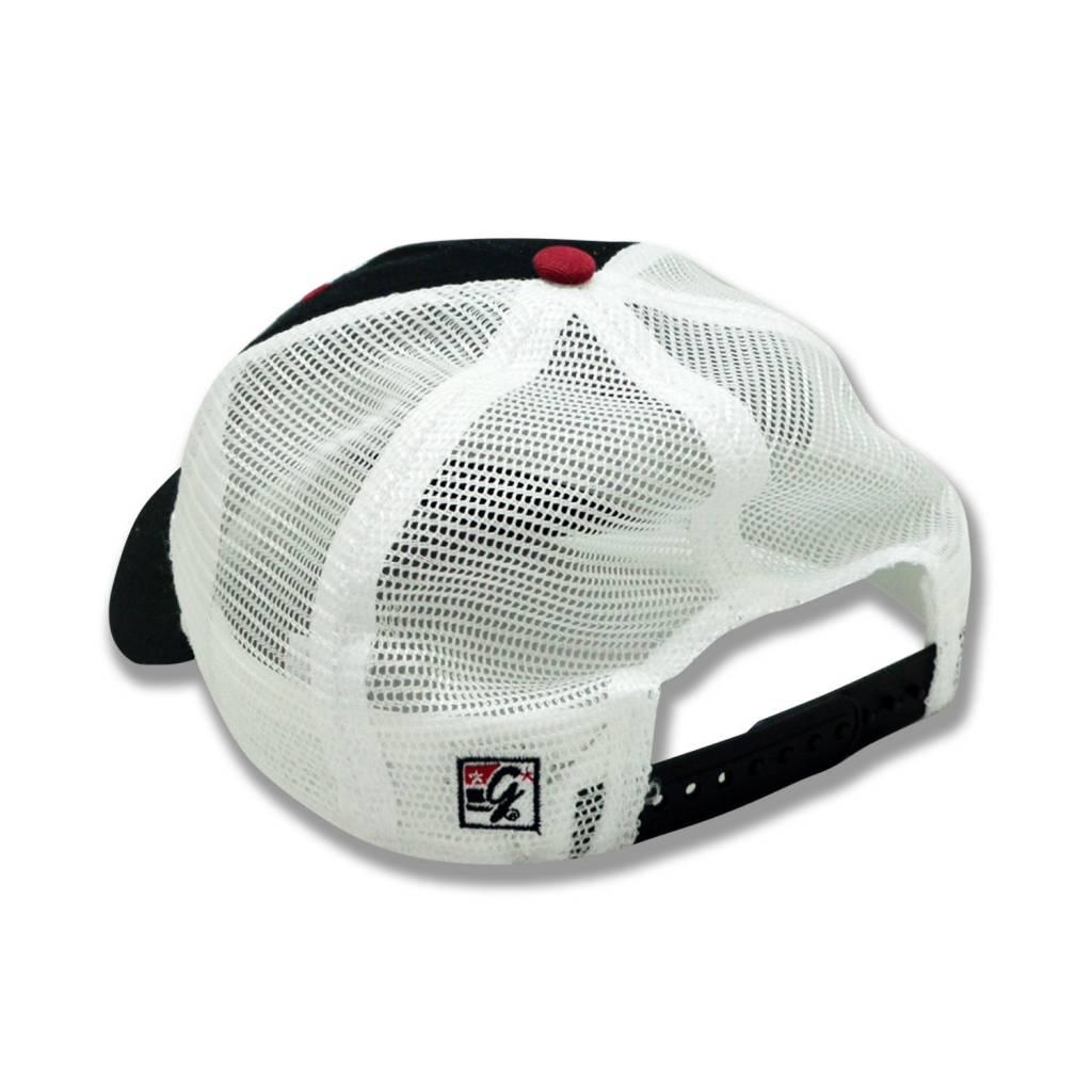 The Game Arkansas Razorback Soft Mesh Trucker Hat