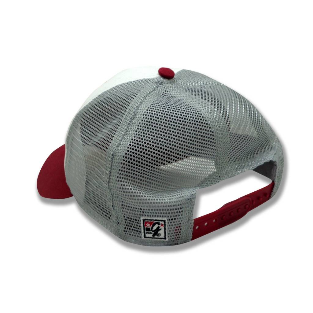 The Game Arkansas Razorback Super Soft Mesh Trucker Hat