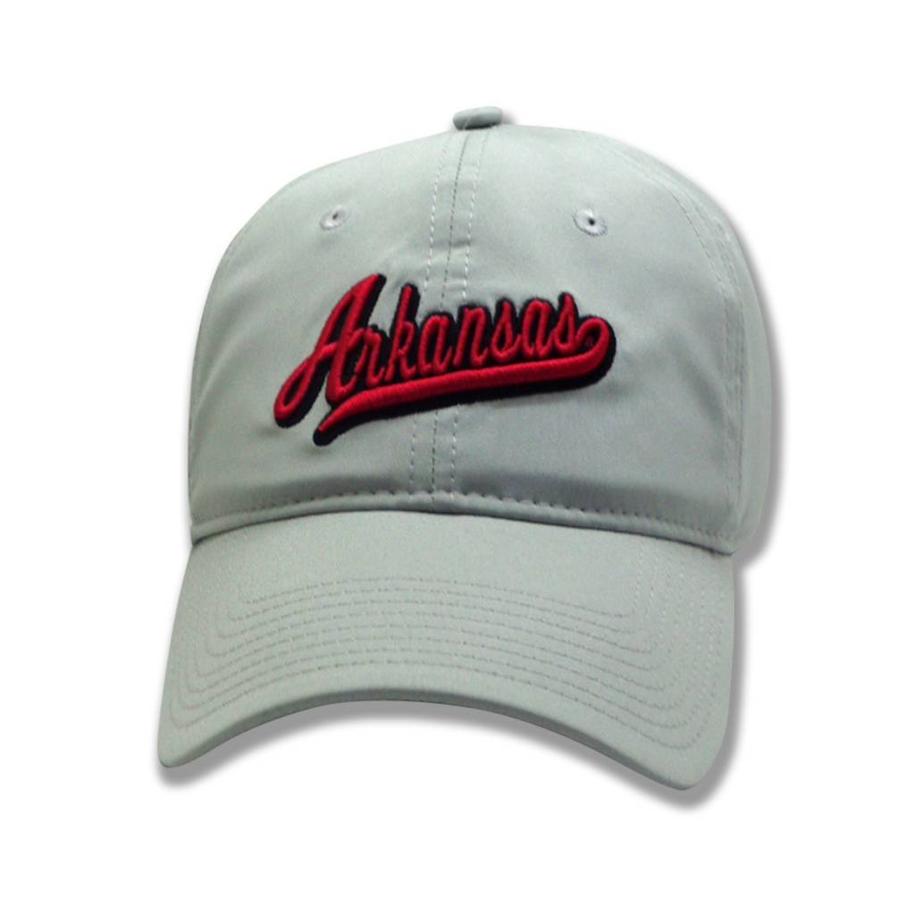 The Game Arkansas Razorback Ladies GameChanger Relaxed Performance Hat By The Game