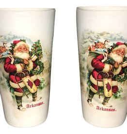 RFSJ Arkansas 17 OZ Santa Mug