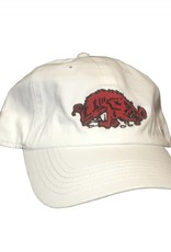 Top Of The World White Slobbering Hog Hat By Top Of The World