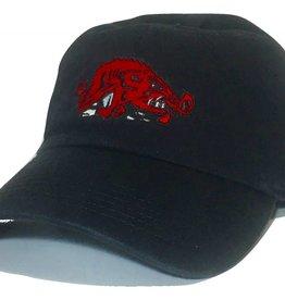 Top Of The World Black Slobbering Hog Hat