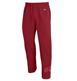 Champion Arkansas Razorback Open Bottom Sweat Pant