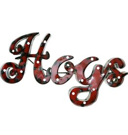 HOGS Lighted Wall Art