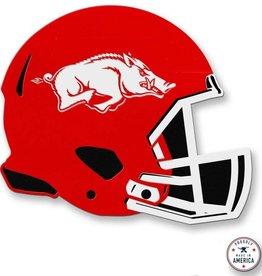Gameday Ironworks Razorback Helmet 3D Hitch Receiver Cover