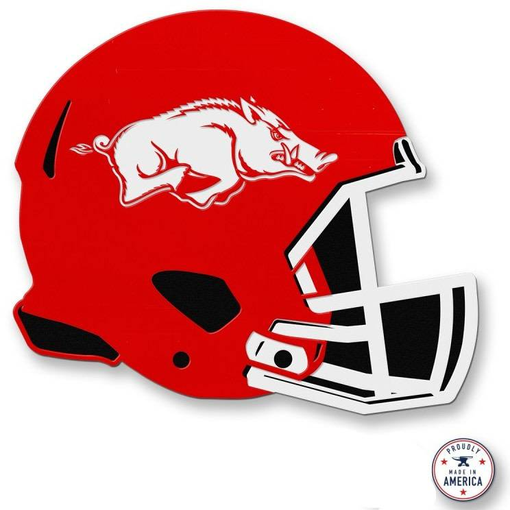 Gameday Ironworks Razorback 3D Helmet Hitch Receiver Cover