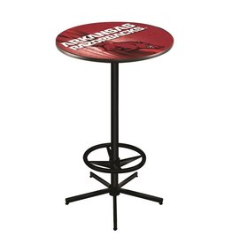 Holland Bar Stool Bar / Pub Table With Foot Ring L216