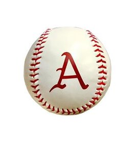 Baden Arkansas Razorback Collectors Baseball With The Old English A