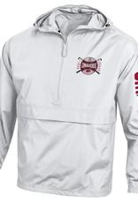 Champion Arkansas Razorback Omahogs Pack & Go Light Jacket