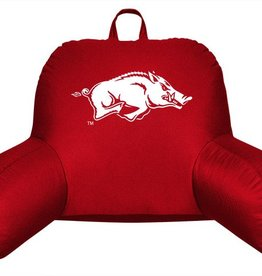 Arkansas Razorback Bedrest Pillow